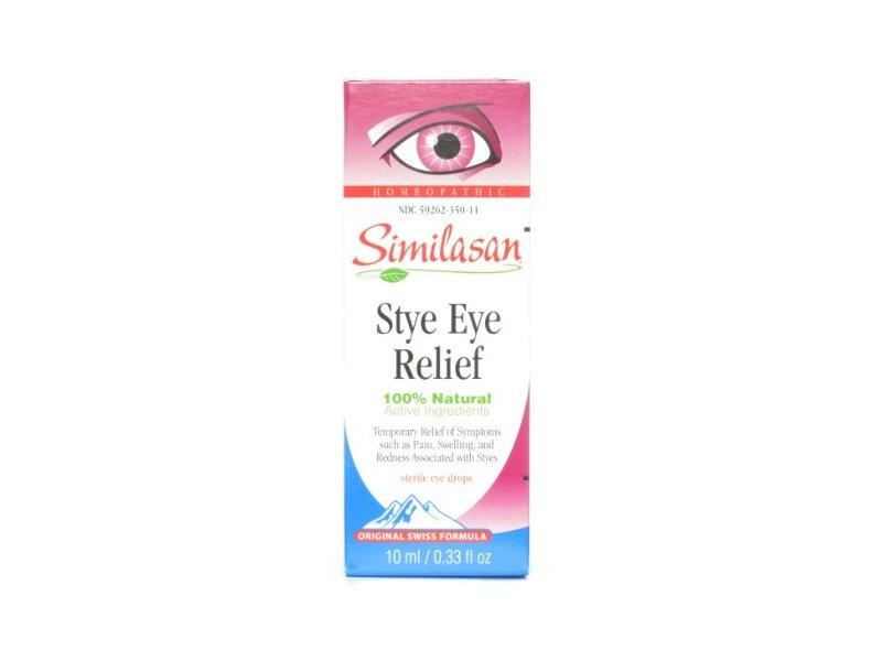Similasan Stye Eye Relief 10 Ml .33 Oz ( Multi-Pack)