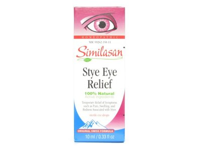 Similasan Stye Eye Relief 10 Ml .33 Oz ( Multi-Pack)