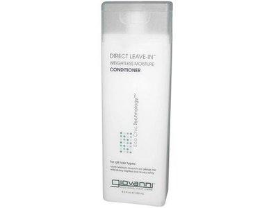 Giovanni Direct Leave-In Conditioner, 8.5 Ounce