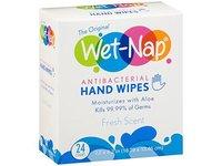 Wet-Nap Antibacterial Hand Wipes, Fresh Scent, 24 Count - Image 2