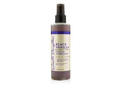 Carol's Daughter Black Vanilla Moisture & Shine Leave-In Conditioner, 8 fl oz