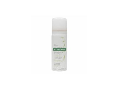Klorane Dry Shampoo with Oat Milk, Gentle Formula, 1 oz