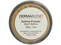 Dermablend Loose Setting Powder-Warm Saffron - Image 4