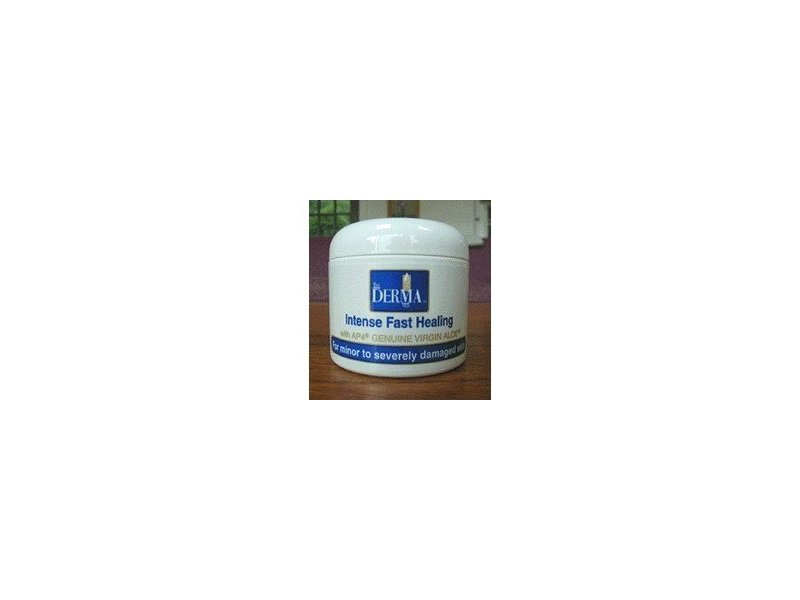 TriDerma Intense Fast Healing Cream, 4 oz.