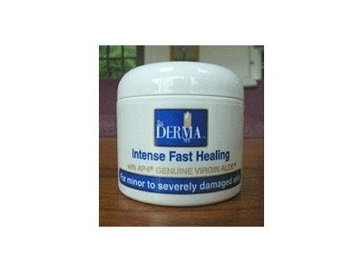TriDerma Intense Fast Healing Cream, 4 oz.