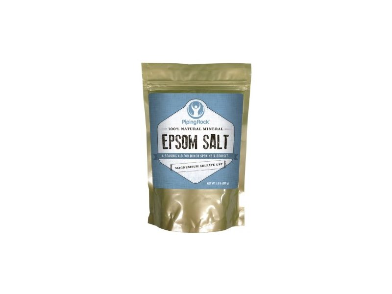 Piping Rock Epsom Salt Magnesium Sulfate- Powder
