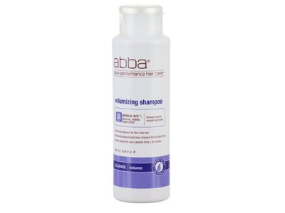 Abba Pure Volume Shampoo, Abba Pure Performance Hair Care - Image 1