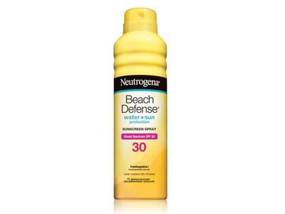 Neutrogena Beach Defense Sunscreen Spray, Broad Spectrum SPF 30, 6.5 fl oz