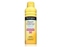 Neutrogena Beach Defense Sunscreen Spray, Broad Spectrum SPF 30, 6.5 fl oz - Image 2