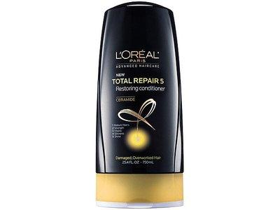 L'Oreal Total Repair 5 Restoring Conditioner 25.4 FL OZ - Image 1