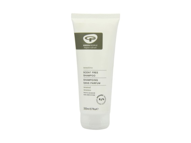 Green People Scent Free Shampoo, 200ml