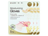Epielle Assorted Moisturizing Gloves and Socks, Pack of 12 - Image 4