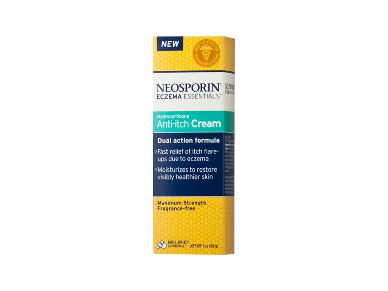 Neosporin Hydrocortisone Anti-Itch Cream, johnson & johnson
