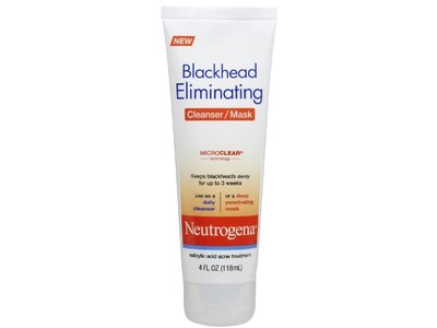 Neutrogena Blackhead Eliminating Cleanser Mask, Johnson & Johnson - Image 1