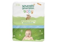 Seventh Generation Free & Clear Baby Wipes Refill Pack, Unscented, 256 Wipes - Image 2