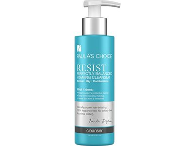 Paula's Choice Resist Perfectly Balanced Anti-Aging Face Cleanser for Oily Skin - 6.4 oz