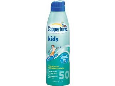 Coppertone Kids Continuous Sunscreen Spray SPF 50