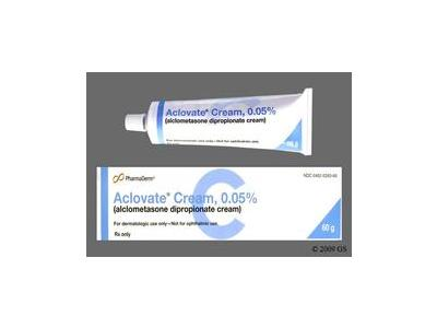 Aclovate Topical Cream 0.05% (RX), 15 Grams, Glaxo-Smith-Kline - Image 1