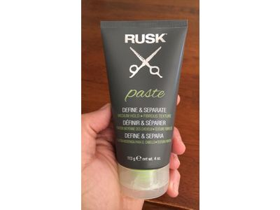 Rusk Define and Separate Hair Paste, 4 Ounce - Image 3