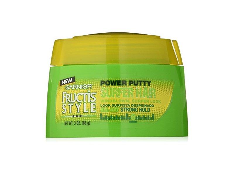 Garnier Fructis Style Surfer Hair Power Putty, 3 Ounce