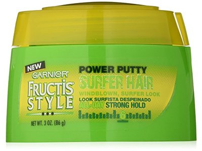 Garnier Fructis Style Surfer Hair Power Putty, 3 Ounce - Image 1