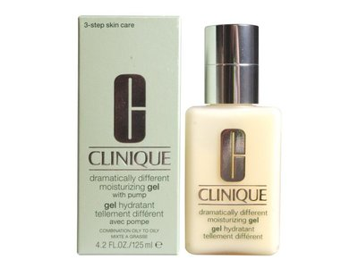 Clinique Dramatically Different Moisturizing Gel, Combination Oily to Oil, 4.2 oz - Image 1