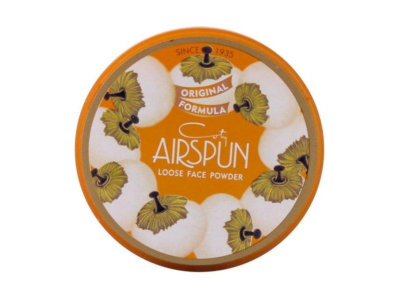 Coty Airspun Loose Powder, Translucent