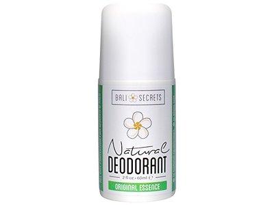 Bali Secrets Natural Deodorant, Original Essence, 2 fl. oz.