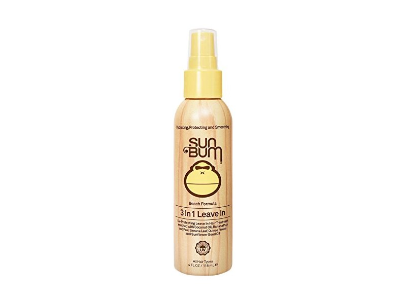Sun Bum Beach Formula 3 in 1 Leave in, 4 fl oz
