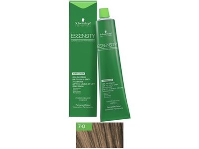 Schwarzkopf Essensity Permanent Hair Color - 7-0 Medium Natural Blonde
