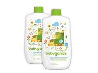 Babyganics Floor Cleaner Concentrate, Fragrance Free, 16oz Bottle - Image 2