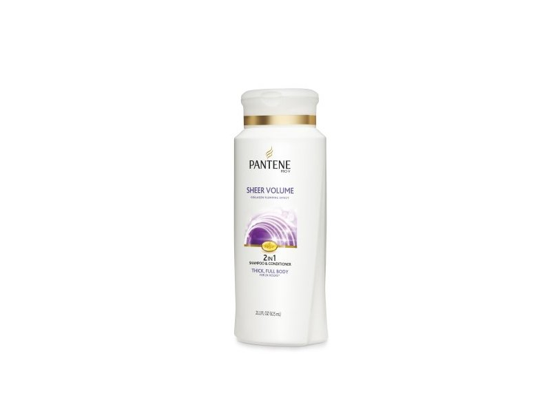 Pantene Pro-v Sheer Volume 2 In 1 Shampoo, Procter & Gamble