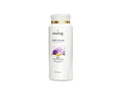 Pantene Pro-v Sheer Volume 2 In 1 Shampoo, Procter & Gamble - Image 1