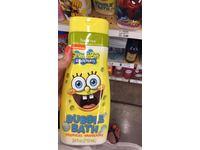 Spongebob Bubble Bath, Tropical Tangerine, 24 fl oz - Image 4