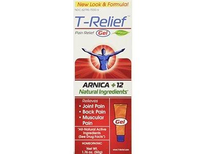 T-Relief Pain Gel, 1.76 oz