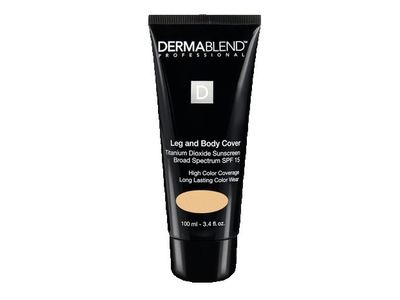 Dermablend Leg and Body Cover, SPF 15, Dark, 3.4 fl oz - Image 1