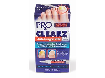 Pro Clearz Anti-fungal Brush-on Pen , Max Strength