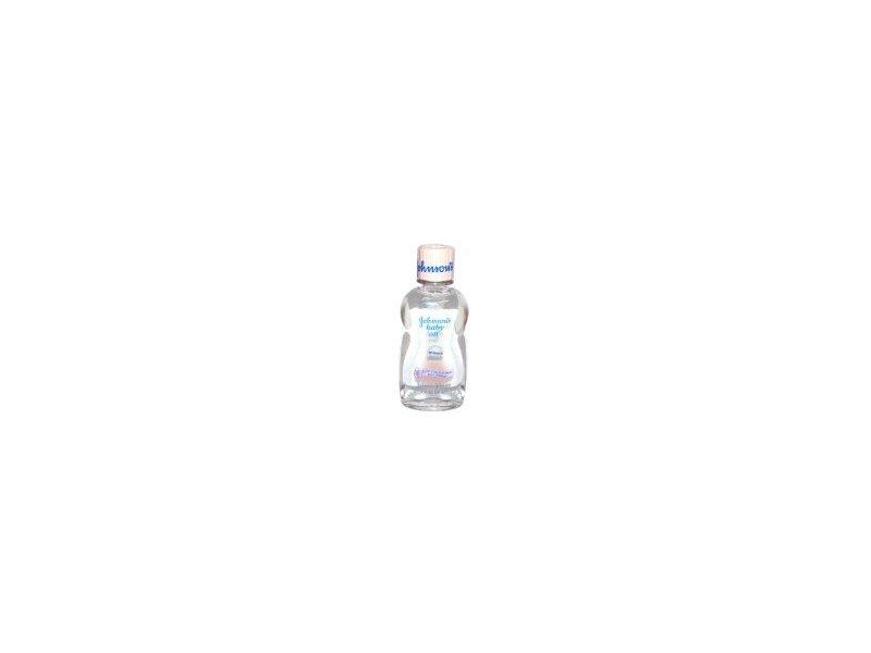 Johnson's Baby Oil, 3 fl oz (Pack of 6)