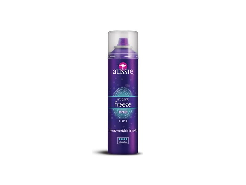 Aussie Instant Freeze Spray, Aerosol - 7 oz