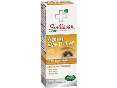 Similasan Aging Eye Relief, 0.33 Fluid Ounce