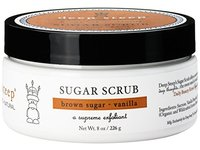 Deep Steep Sugar Scrub, Brown Sugar Vanilla, 8 Ounce - Image 2