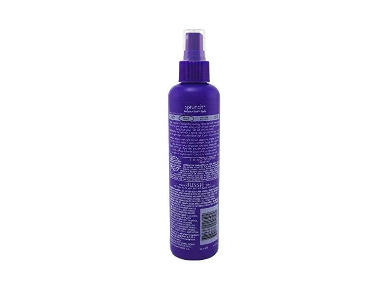 Aussie Sprunch Catch The Wave Non-aerosaol Hair Spray, Procter & Gamble
