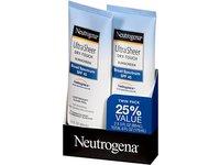 Neutrogena Ultra Sheer Dry-touch Sunscreen Broad Spectrum SPF-30, Johnson & Johnson - Image 5