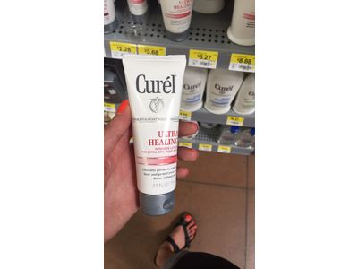 Curel Ultra Healing Intensive Lotion, 2.5 fl oz - Image 3