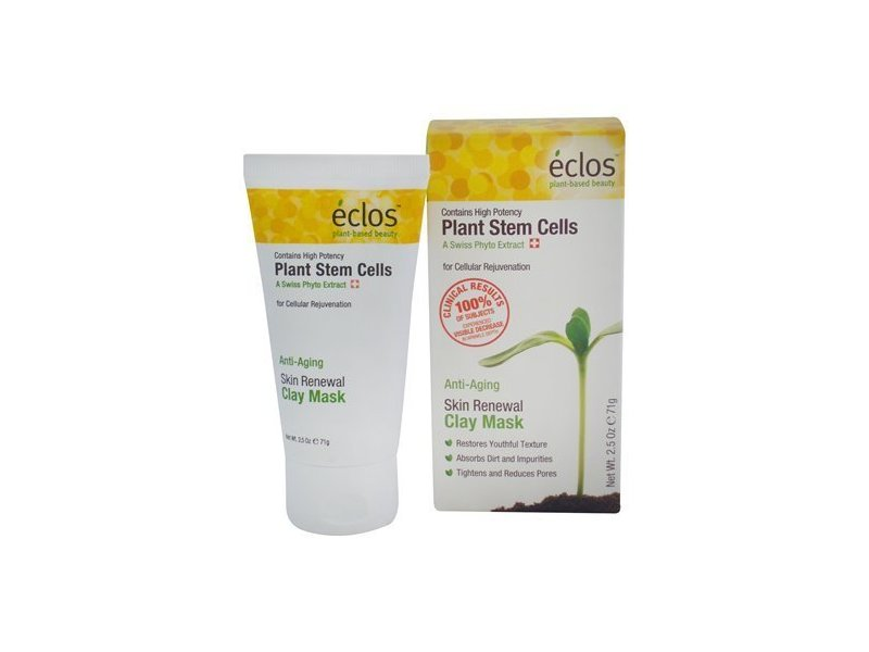 Eclos Skin Renewal Clay Mask, 5 Ounce