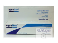 Equaline Anti-Itch Cream with Healing Aloe, 2 oz - Image 2