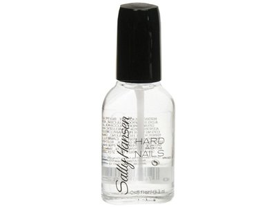 Sally Hansen Hard As Nails, Color Crystal Clear - Image 1
