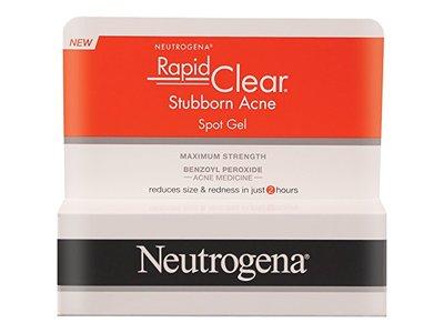 Neutrogena Rapid Clear Stubborn Acne Spot Gel, 1 Ounce - Image 4