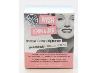 Soap and Glory Wish Upon A Jar Wonder Anti-Aging Rejuvenating Night Cream