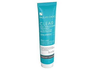 Paula's Choice Clear Extra Strength Daily Skin Clearing Treatment with 5% Benzoyl Peroxide for Severe Acne - 2.25 oz - Image 3